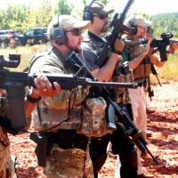 Black Rifle — Check; Training — ?. Hardware vs. Training.